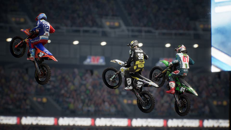 Supercross 3 PS4 Review 1
