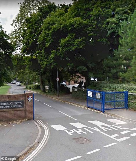 Three pupils at Torquay Boys' Grammar School in Devon have tested negative for the virus after being sent home feeling ill after a school trip to Italy