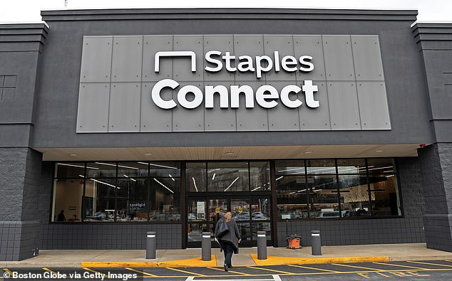 The initiative is part of the company's new Staples Connect initiative, which has seen a heavy emphasis on professional services, including desk rentals, private office rentals, and more