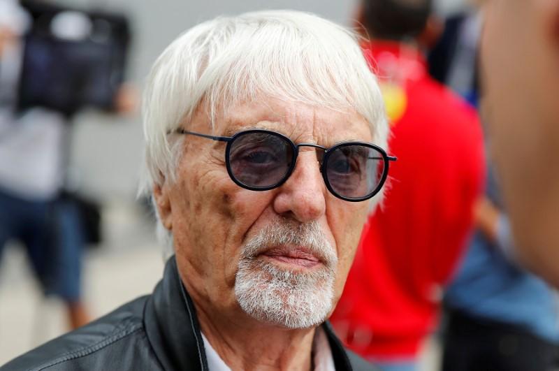 © Reuters. FILE PHOTO: Formula One F1 - Russian Grand Prix