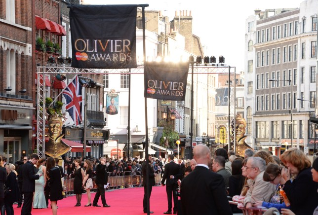 LONDON, ENGLAND - APRIL 13: A general view of the atmosphere at the Laurence Olivier Awards at The Royal Opera House on April 13, 2014 in London, England. (Photo by David M. Benett/Getty Images) Olivier Awards cancelled