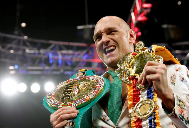 Tyson Fury is facing new allegations over his drug ban