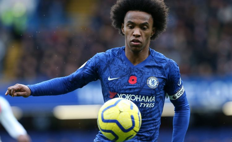 Willian Refuses Chelsea, PSG Is Getting Ready to Hunt Kepa