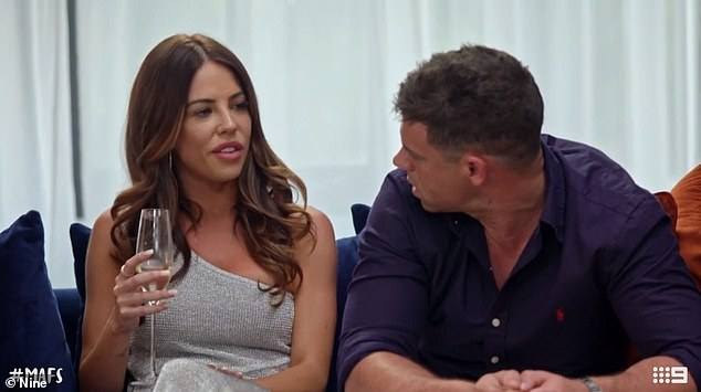 'Tune in for the reunion, because it's hectic': KC hinted that things might be revealed on Tuesday's reunion episode of MAFS