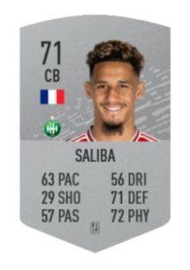 Saliba Basic