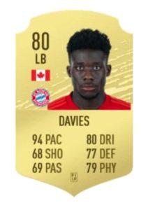 Davies FIFA 21