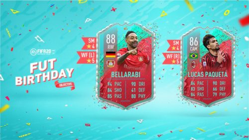 bellarabi paqueta objectives fut birthdat fifa 20