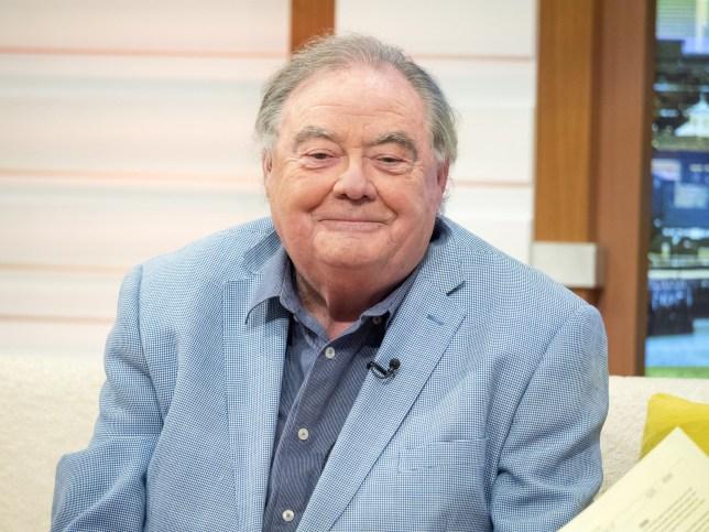 EDDIE LARGE - Editorial use only Mandatory Credit: Photo by Ken McKay/ITV/REX/Shutterstock (8986819r) Eddie Large 'Good Morning Britain' TV show, London, UK - 08 Aug 2017