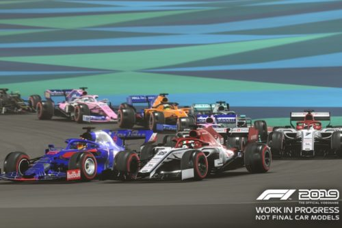 F1 2019 multiplayer