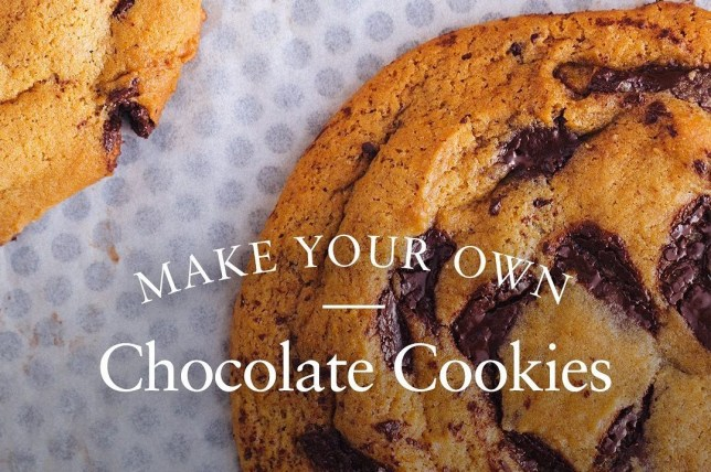Pret chocolate chip cookie recipe