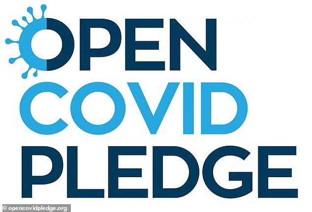 A pledge looks to encourage patent holders to open-source their intellectual property in an effort to help bolster researchers studying COVID-19