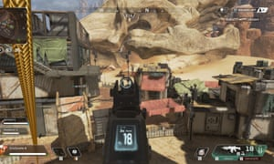 Most buildings in Apex Legends have a modular design that allows easy climbing