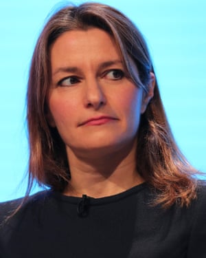 Justice minister Lucy Frazer.