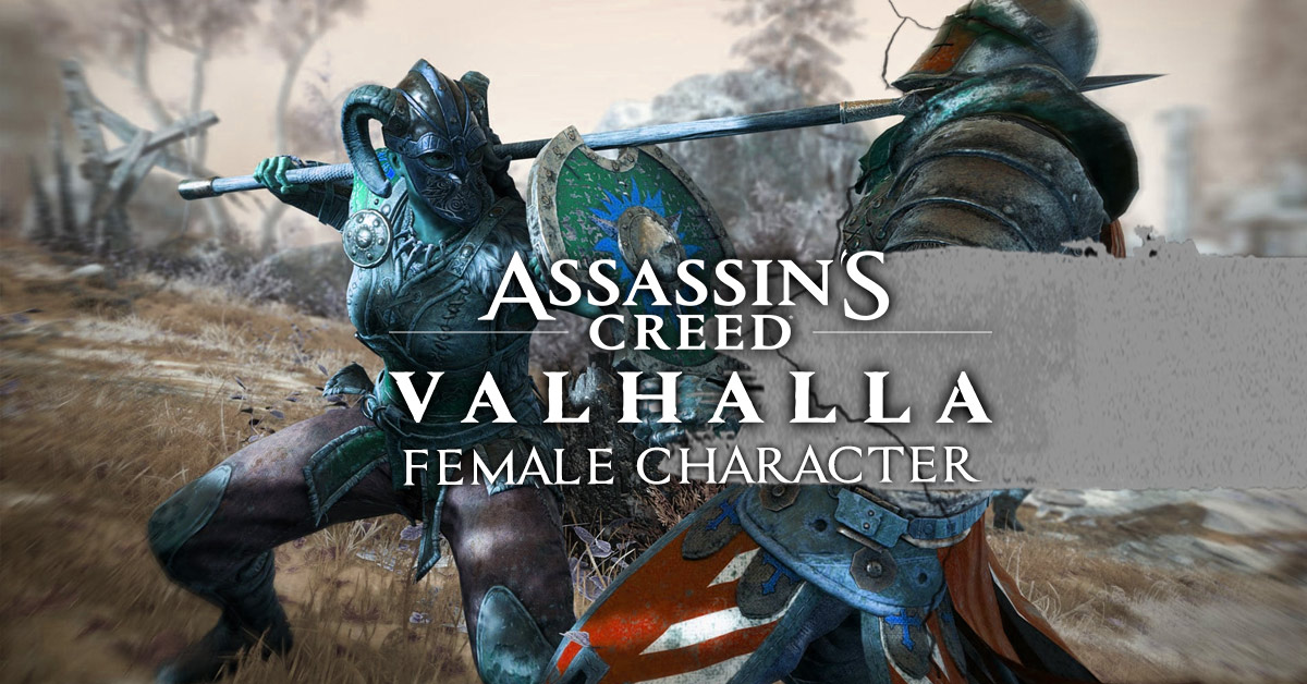 Can You Play As A Female In Assassin S Creed Valhalla Female Eivor Reveal Character Options And More Newsgroove Uk
