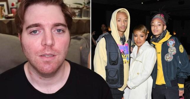 YouTube star Shane Dawson under fire over Willow Smith ?masturbation? clip
