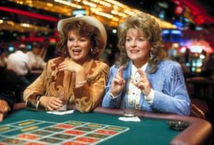 Walters with Brenda Blethyn in Girls' Night.