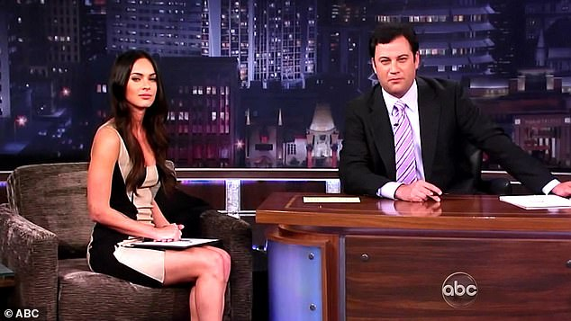 Re-examined: Ina 2009 interview with Jimmy Kimmel, Megan shared how she was chosen by director Michael Bay to dance in a bikini under a waterfall at age 15