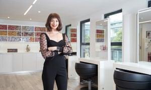 Melissa Timperley Salon Manchester 01 07 2020 1006