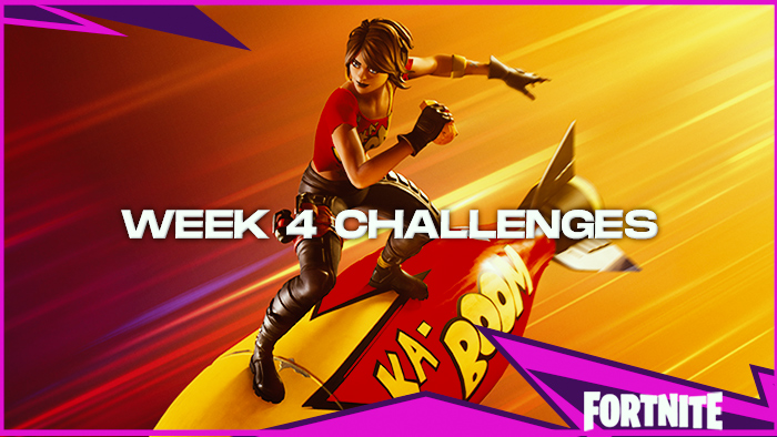 Week Four Challenges