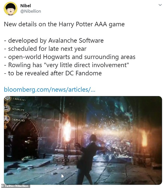 Video games blogger @Nibellion posted a breakdown of the confirmed features, as reported by Bloomberg, as well as earlier footage of the gameplay