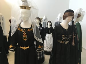Textile Museum in Blönduós, Iceland.
