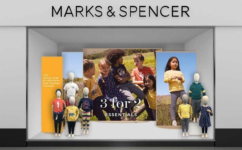 Marks & Spencer reportedly planning to cut hundreds of jobs this week