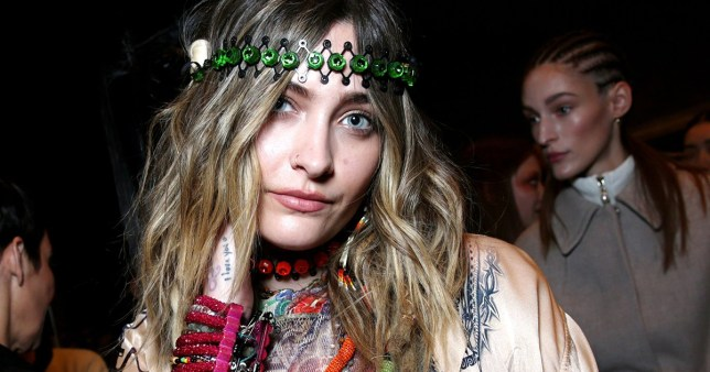 People are not happy Paris Jackson is playing Jesus (Picture: Rex)