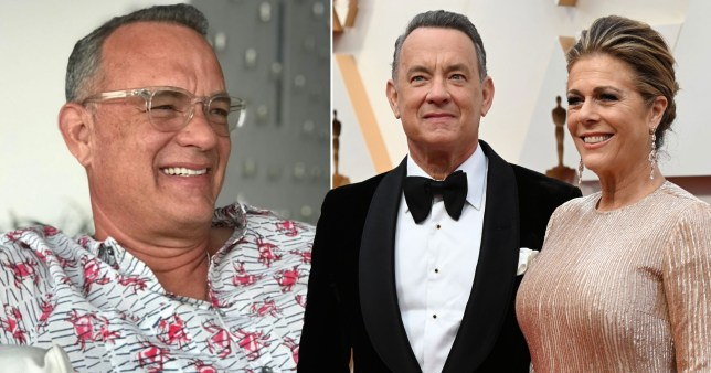 Rita Wilson wishes husband Tom Hanks a Happy Birthday