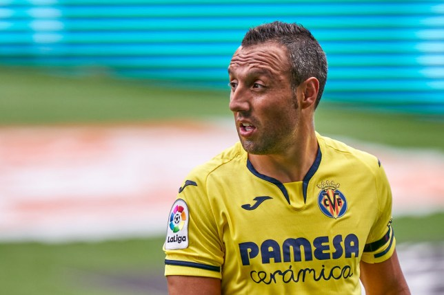 Villarreal confirm Santi Cazorla is leaving the club amid links with a return to Arsenal