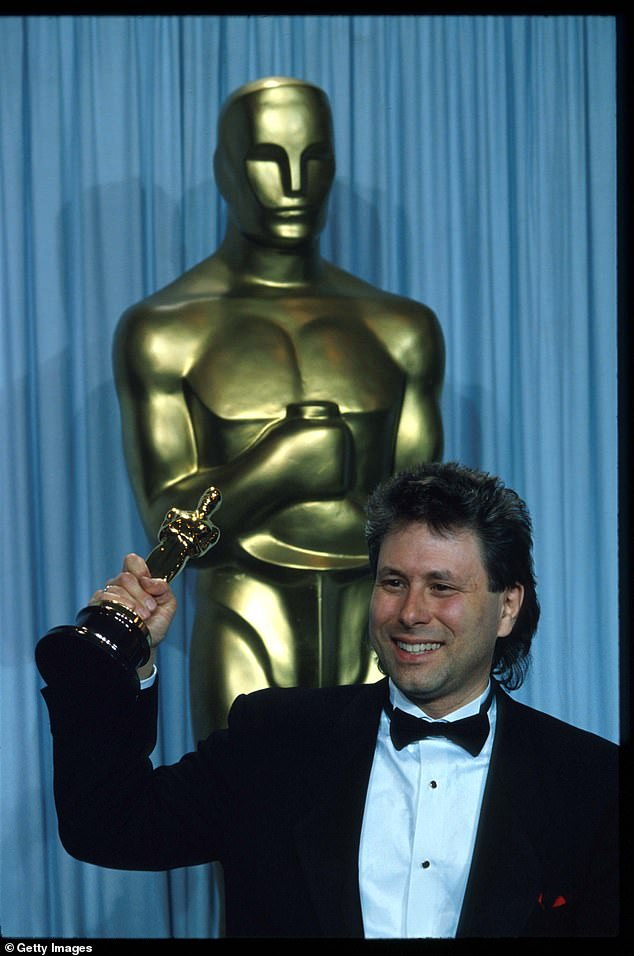 Oscar:This award marks Menken's first Emmy, but he has a whopping eight Oscars, his first two in 1990 for Best Original Song (Under the Sea) and Best Original Score for The Little Mermaid