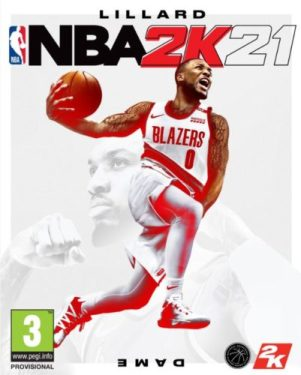 NBA 2K21 STANDARD EDITION PRE ORDER