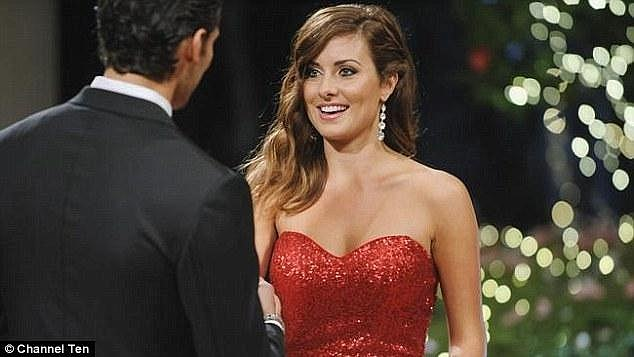Remember this? Sarah-Mae appeared on Tim Robards' season of The Bachelor in 2013
