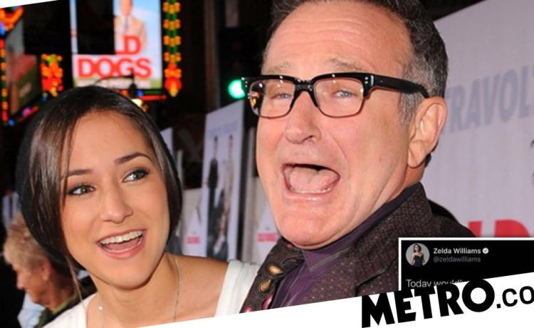 Robin Williams Daughter Zelda Marks His 69th Birthday By Donating To Homeless Shelters Newsgroove Uk
