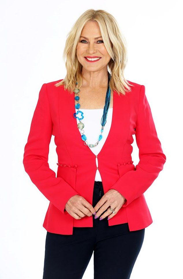 Job cuts: Channel 10 has reportedly sacked several major stars, including Kerri-Anne Kennerley (pictured), Natarsha Belling and weatherman Tim Bailey, as the coronavirus recession continues to devastate the TV industry