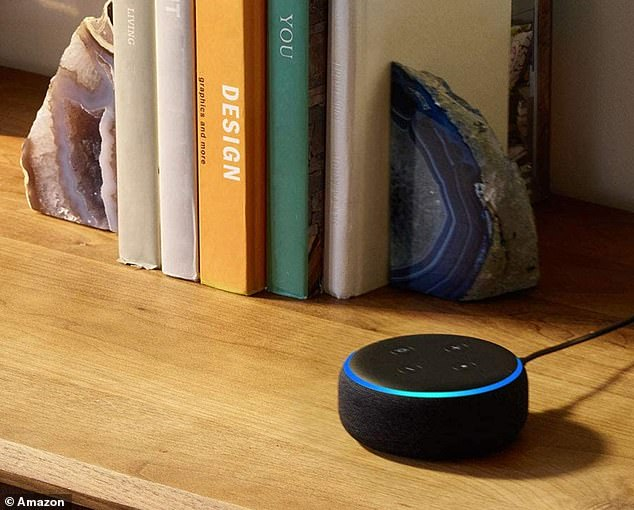 The 3rd generation Echo Dot features an improved speaker for richer and louder sound, meaning you can enjoy your favourite songs with bigger and better audio quality