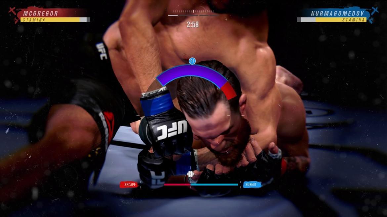 UFC 4 Visuals