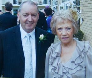 Richie and Mary Mawson