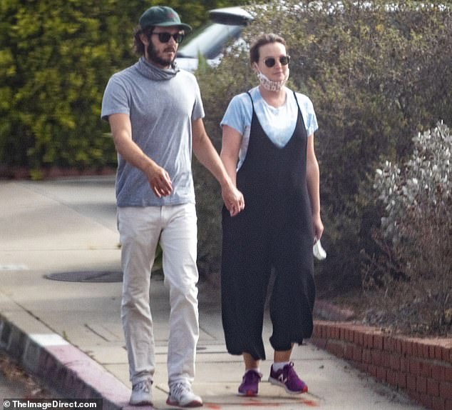 Happy news:Leighton Meester's husband of six years Adam Brody confirmed that they have welcomed their second. The 40-year-old OC vet told the Twitch show named The Fun Time Boys Game Night Spectacular that they had a son who is like a 'dream.' Seen last week