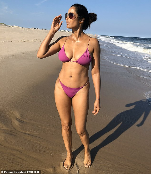 She could be right:Padma Lakshmi thinks '50 is the new 30.' The Top Chef star made the comment on Instagram on Wednesday the day after she celebrated her milestone birthday