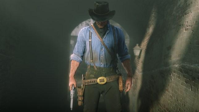 Red Dead Redemption 2 PC screenshot