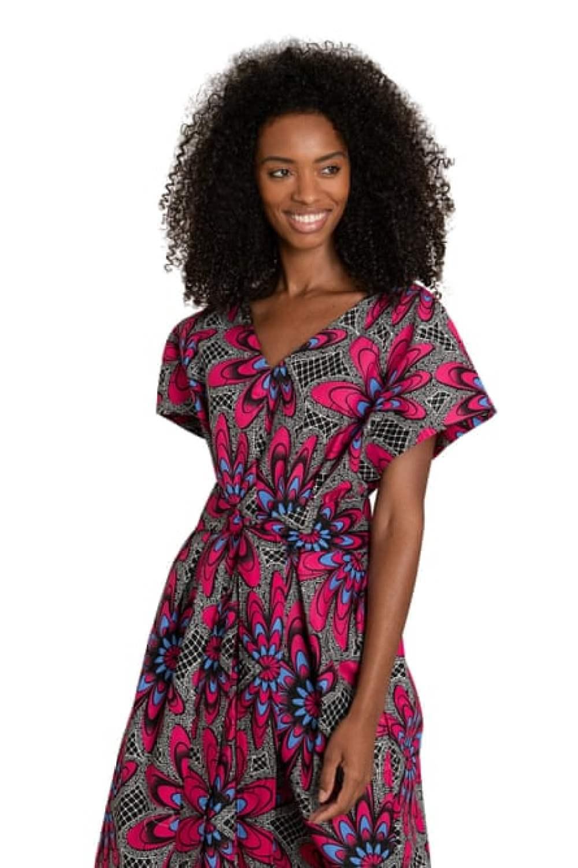 Mayamiko Kuwala dress