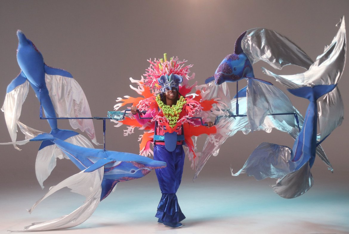 Vibrant costumes have always been a key element of Notting Hill Carnival. (Photo: Yui Mok/PA Wire)