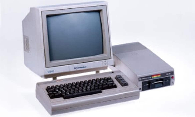 Revolutionary … the Commodore C64.