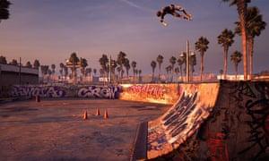 Flipping the formula … Tony Hawk's Pro Skater.