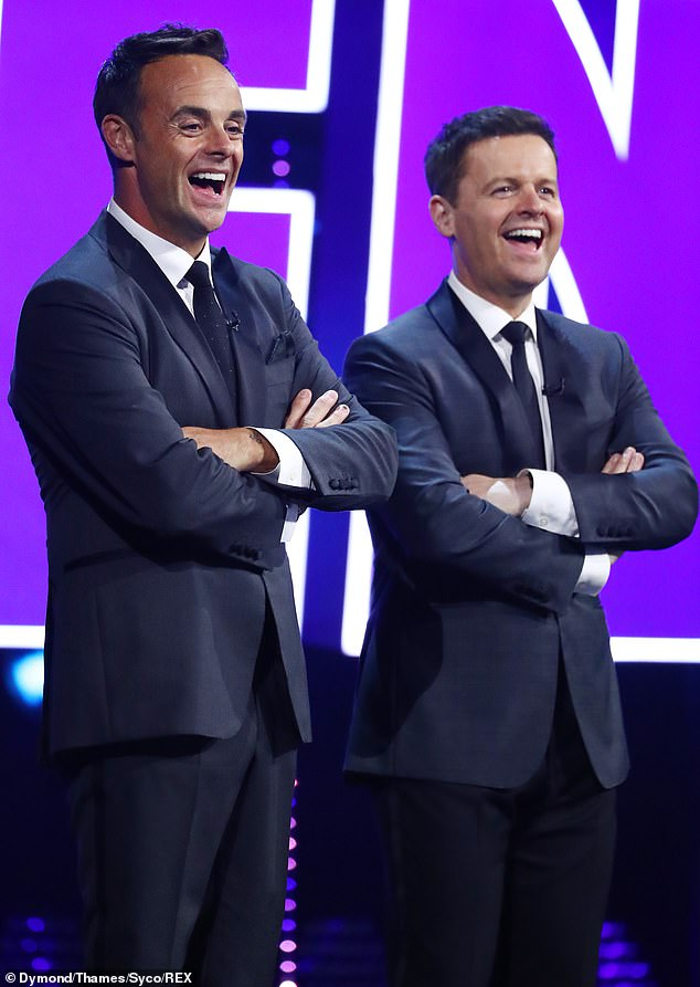 We're back! As ever Ant and Dec were back as hosts for the new socially-distanced format, which drew comparisons from some viewers to Black Mirror