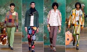 Bode Menswear Fall/Winter 2020-2021 show