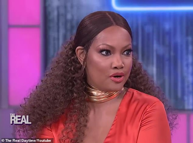 Stunned: Beauvais said she was surprised to hear that NeNe Leakes had left The Real Housewives Of Atlanta; she also speculated that maybe Leakes would join RHOBH
