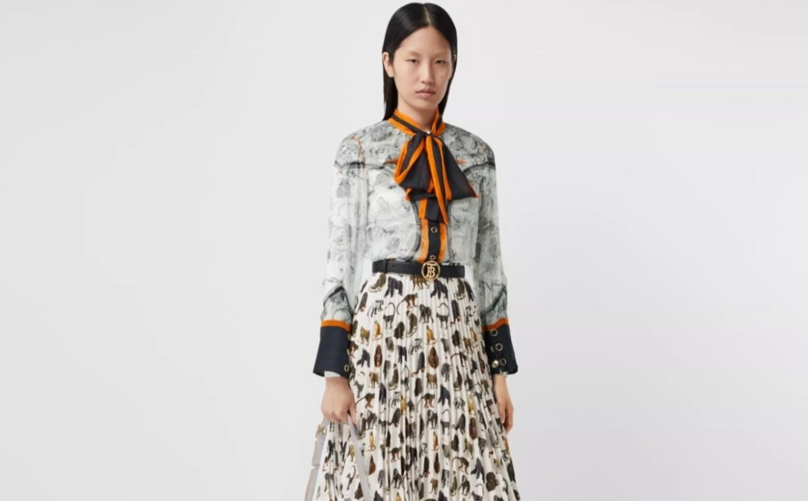 """Burberry using gaming technology to """"streamline"""" design process"""