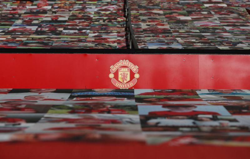 © Reuters. FILE PHOTO: Premier League - Manchester United v Crystal Palace