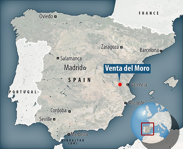 The study details fossils of two crocodiles discovered in the Valencian Venta del Moro site in Spain - excavated by researchers from the University of Valencia between 1995 and 2006